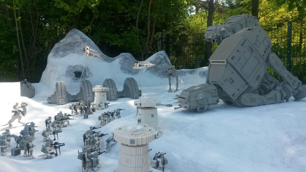 Star Wars Miniaturwelt