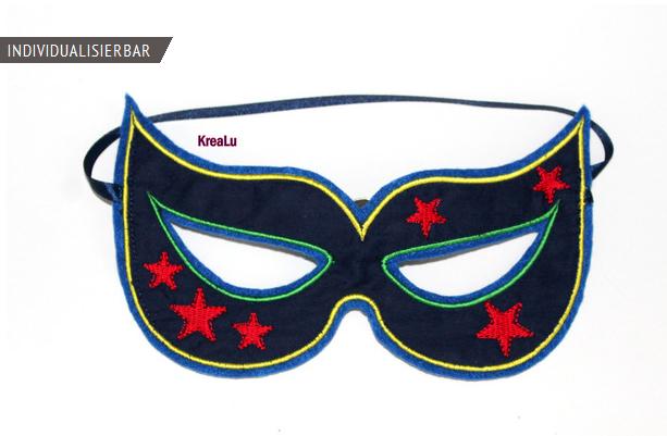 Superhelden Maske
