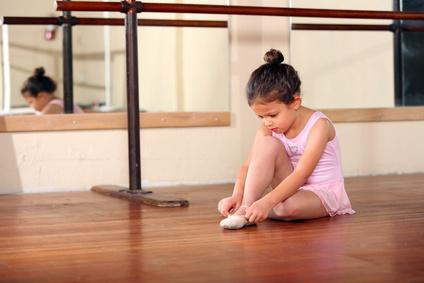 hobby ballet kinder