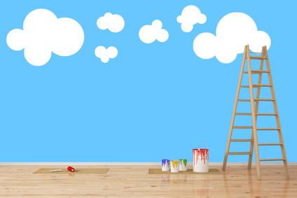 Die richtige Farbwahl für das Kinderzimmer › Milchzwerge ...