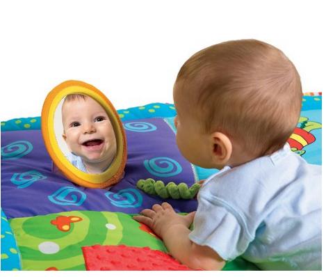 Krabbelmatte Baby