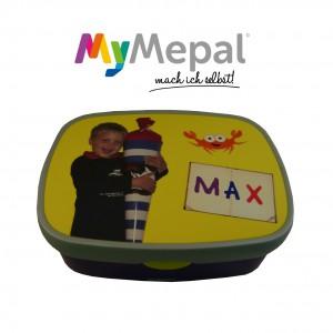 Lunchbox Max mit Logo - MyMepal